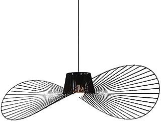 Chandelier - Nordic Style Modern Simple Vertigo Vertigo Creative Personality Salon Bedroom Designer Hat Restaurant Straw Lamp