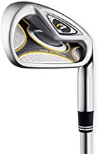 TaylorMade R7 Iron Set 4-PW TM T-Step 90 Steel Stiff Right Handed 38.5in