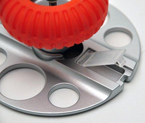 NT Cutter Aluminum Die-Cast Body Heavy-Duty Circle Cutter, 1-3/16 Inches 10-1/4 Inches Diameter, 1 Cutter (C-3000GP) Photo #4