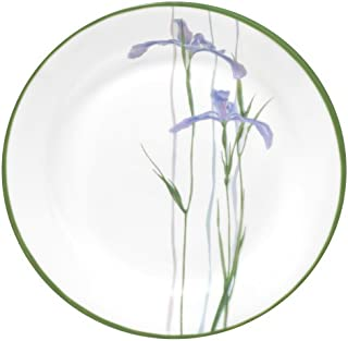 Corelle Impressions 7-1/4-Inch Salad/Dessert Plate, Shadow Iris