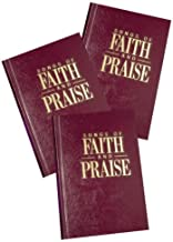 Songs of Faith and Praise, Conventional Note Edition (Maroon Cover)