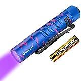OLIGHT I5UV EOS Linternas Ultravioleta Pequeño pero Poderoso LED ultravioleta de 365 nm Linterna Por...
