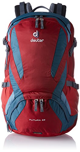 Deuter Futura 22 Hiking-Rucksack 34204-5321 Cranberry/Arctic - 22 Liter