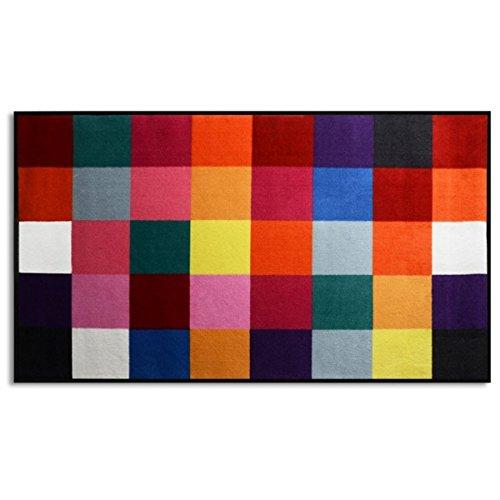 Floordirekt Schmutzfangmatte - 43x60cm - Adieu Tristesse - Sonderedition
