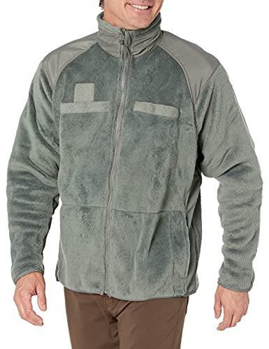 Propper Gen Iii Veste polaire pour homme, Homme, Jacket, F54880E, Feuille verte., Size Large/Short