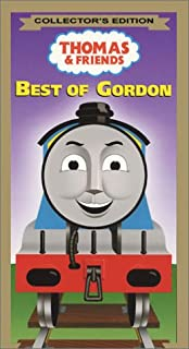 Thomas the Tank Engine and Friends - Best of Gordon [VHS]