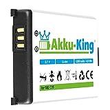 Akku-King Akku kompatibel mit Siemens V30145-K1310-X127 - Li-Ion 1300mAh - für C35, M35, M35i, S35, C35i, S35i, 3568, S46