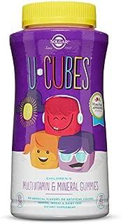 Solgar – U-Cubes Children's Multi-Vitamin & Mineral Gummies, 120 Gummies