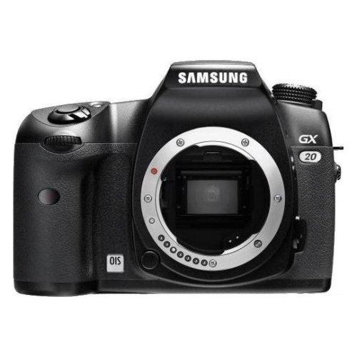 Samsung GX20 - Cámara Réflex Digital 14.6 MP (Cuerpo)