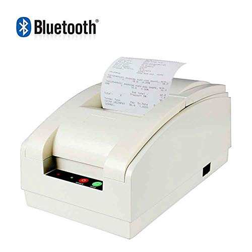 SDZSH Etiqueta Térmica Impresora De Recibos, QS-7601 Portá