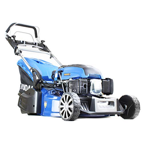 Hyundai Petrol Roller Mowers (48cm Cut - Recoil Start - HYM480SPR)