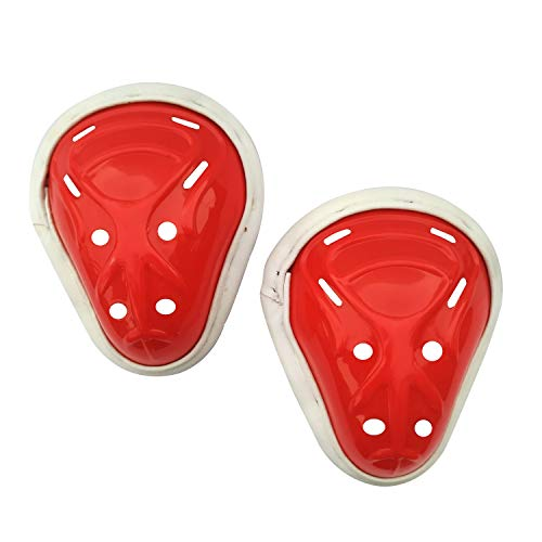 Sparsh Cricket Abdominal Guard for Boys (Color May Vary) | Pack of 2