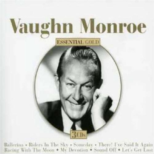 Vaughn Monroe Essential Gold
