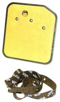WIX Filters - 58707 Automatic Transmission Filter, Pack of 1