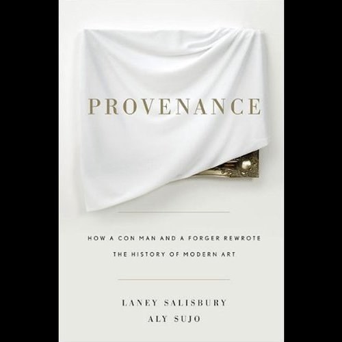 Provenance cover art