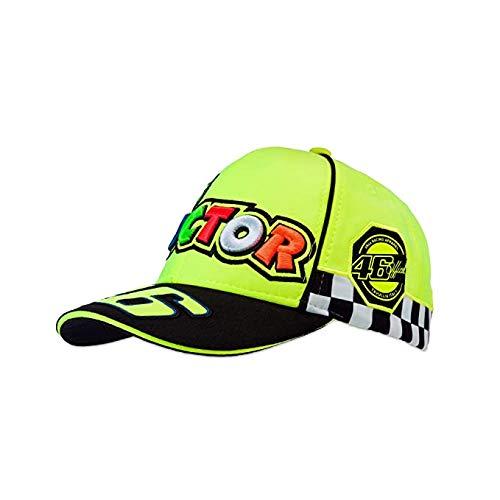 VR46 Valentino Rossi Kids Cap The Doctor Kinder Kappe MotoGP