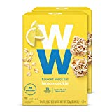 Discontinued: Lemon Cookie Mini Bar - High Protein Snack Bar, 2 SmartPoints - 2 Boxes (24 Count Total) - Weight Watchers Reimagined
