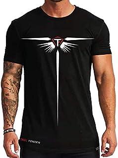 Gym T shirt TRAIL FNENDER تي شيرت تريل فيندير