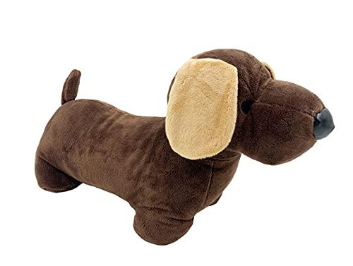 Dachshund - Tope para puerta con diseño de perro salchicha