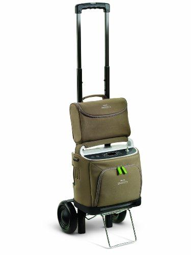 Mobiler Sauerstoffkonzentrator SimplyGo, mit Dauerflow, nur 4,5 kg