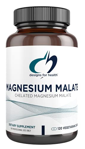 Designs for Health Magnesium Malate - 360mg...
