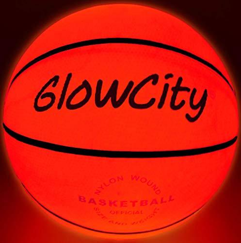 GlowCity LED Light-Up Basketball