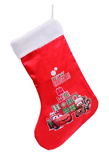 Ciao-kerstkous Disney Cars, rood, M, 90909