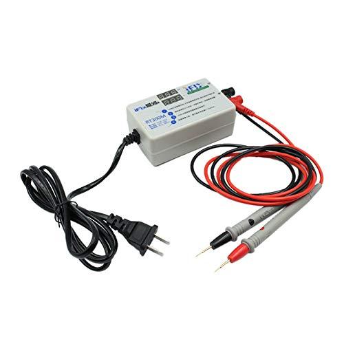 ACAMPTAR RT300M TV LCD LED Probador de Luz de Fondo Herramienta de DiagnóStico de Fallas para Pruebas de Voltaje y Datos Actuales con Pantalla LED Inteligente Enchufe de la UE
