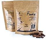 Biosedes Frodo, Premios funcionales para Perro, 0.37 Kg. Alto en proteína, Omega 3 y carotenos.
