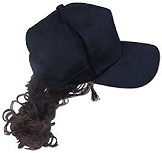 Billy Bob Billy Ray Hat with Brown Hair b2162bc693cc