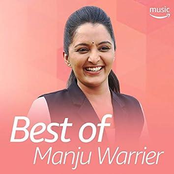 Best of Manju Warrier