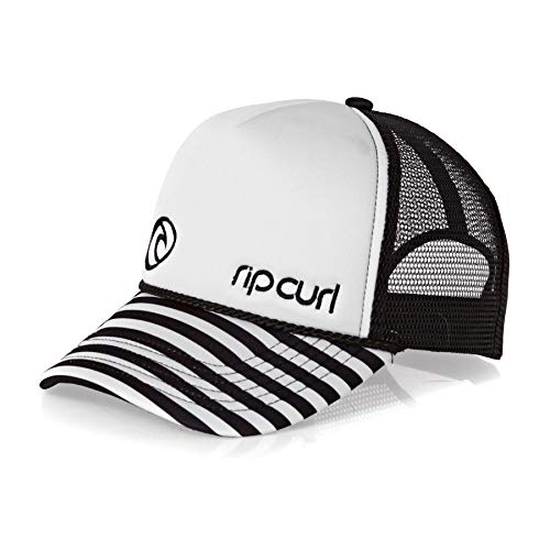 Rip Curl Hotwire Trucka Cap - Unique, Black/White
