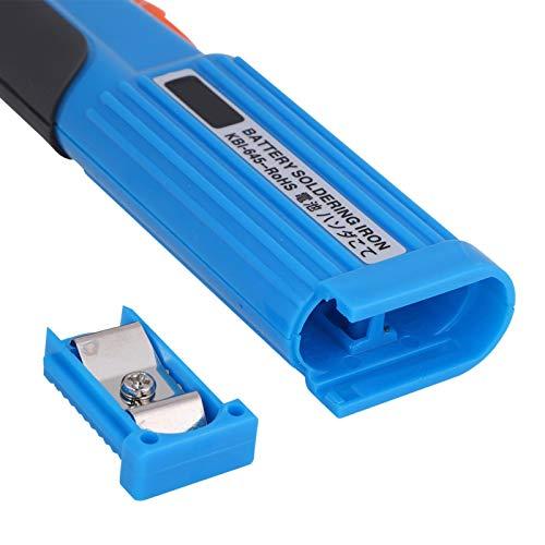 Soldador eléctrico inalámbrico KBI-645 a batería 4,5 V para proceso de soldadura para reparación de electrónica de hipping