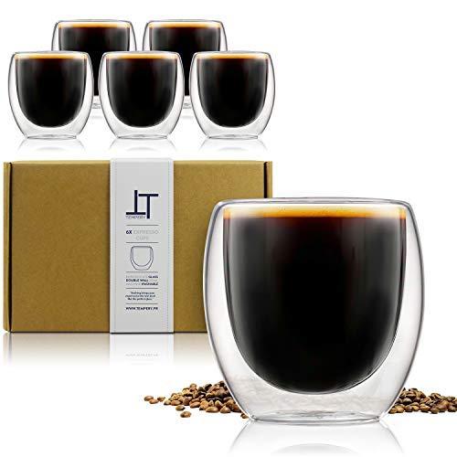 Les tasses à café double paroi