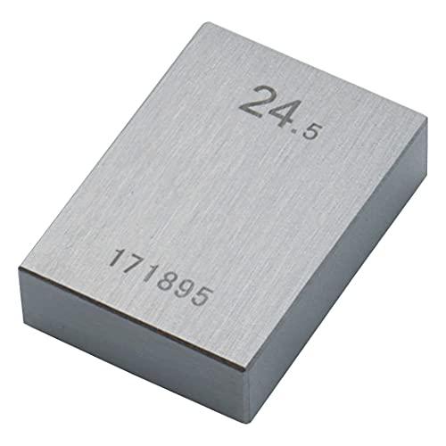 新潟精機 SK ブロックゲージ 0級相当品 バラ品 24.50mm GB0-2450