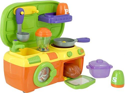 Miniland - Minichef, cocina de juguete (97253)
