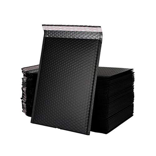 Toyvian 25 Stück Luftpolster-Versandtaschen, selbstklebende Luftpolsterumschläge, wasserdichte Umschläge, Luftpolstertaschen für Verpackungen