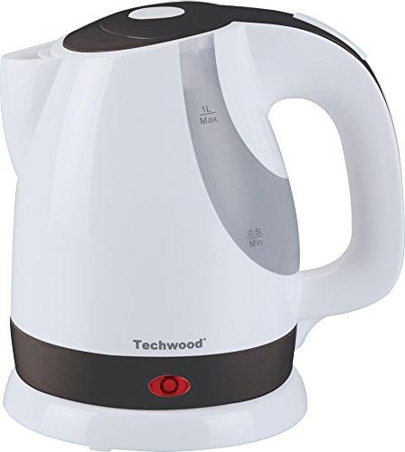 Techwood TB-1016 - Bollitore wireless, 1 litro