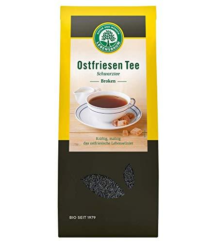Lebensbaum Schwarztee Lose - Ostfriesen Tee -Broken-, 250 g