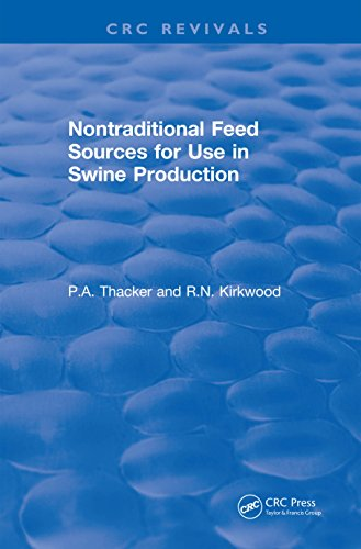 Non-Traditional Feeds for Use in Swine Production (1992) (CRC Press Revivals) (English Edition)