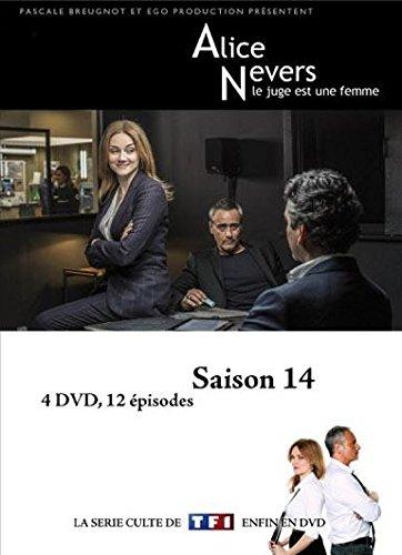Alice Nevers : le juge est une femme - Saison 14 [Francia] [DVD]