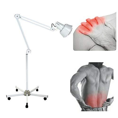 275W Wärmelampe Fernes IR Strahler Infrarot Lampe Haushalt Behandlung Rotlicht