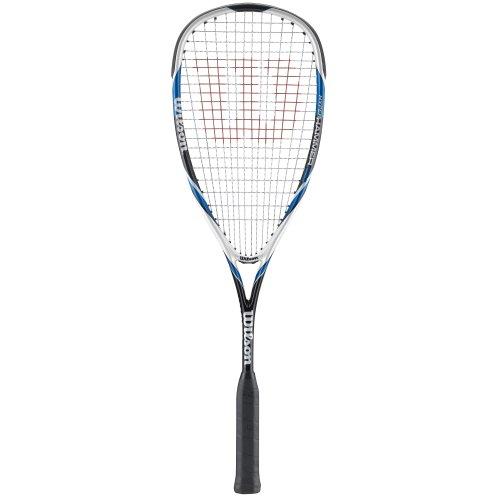 Wilson Hyper Hammer 120 PH Squash Schläger - Blau / Weiß
