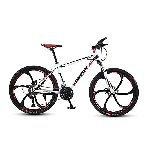 GAOXQ Suspensión Completa Bicicleta de montaña 21 Bicicleta de Velocidad 27.5 Pulgadas Hombres MTB Frenos de Disco, un...