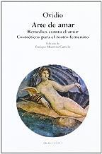 By Ovidio - Arte de amar, remedios contra el amor / Art of Love, Love Remedie (1991-04-18) [Paperback]
