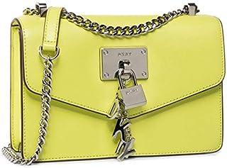 DKNY Womens Crossbody Bag, Yellow (CIT) - R9431C81