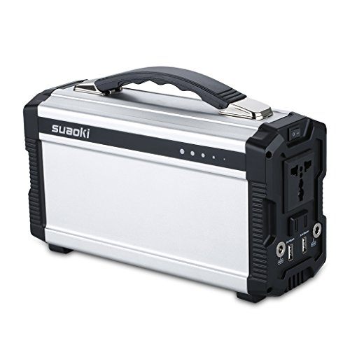 Suaoki 200 watt Hour Portable Battery