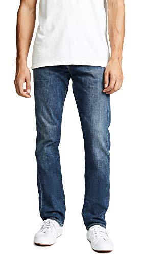 Citizens of Humanity Men's Gage Classic Straight Jeans, Vega, Blue, 32