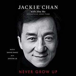 Never Grow Up cover art