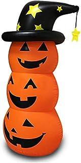 2019最新 ハロウィン かぼちゃ バルーン ロッキング 140cm パーティーの装飾 仮装 学園祭 パンプキン ホームデコレーション用小物 ィー 飾り付け 豪華 仮装 学園祭 文化祭 飾り